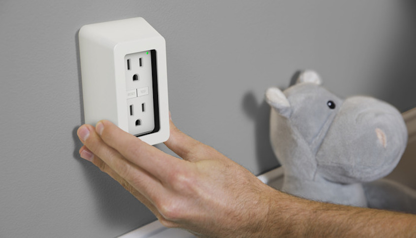Shield your outlets: Introducing…Breaker!