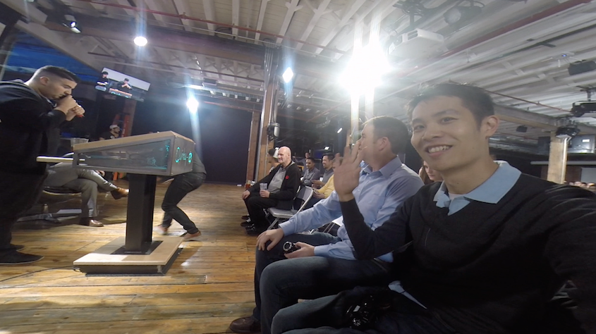 We gave an inventor a GoPro. This is what happened…