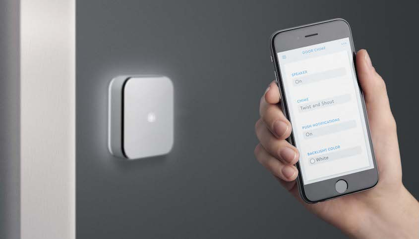 The smart chime: Introducing… Ding!