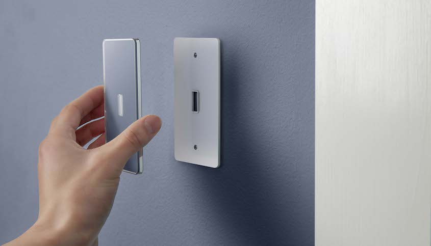 The switchless light switch: Introducing… Flick!