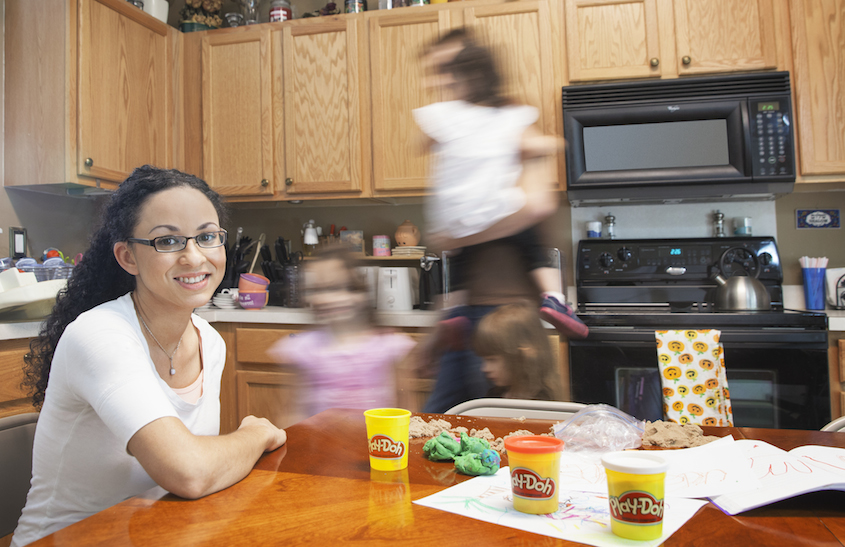 From stay-at-home mom to Quirky inventor: Maria Morrill's story