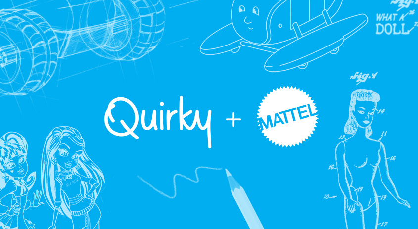 Quirky+Mattel: The future of play